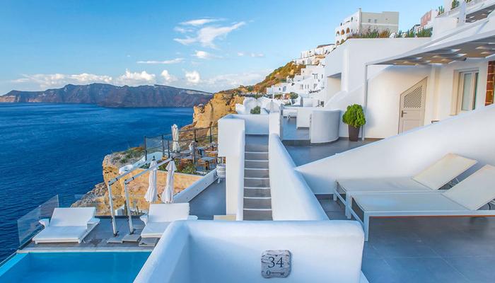 #Νο9 – Gluten Free Διακοπές στο Santorini Secret Suites and Spa